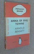 Livres Couvertures de Anna of the Five Towns