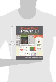 Livres Couvertures de Power Pivot and Power Bi: The Excel User's Guide to Dax, Power Query, Power Bi & Power Pivot in Excel 2010-2016