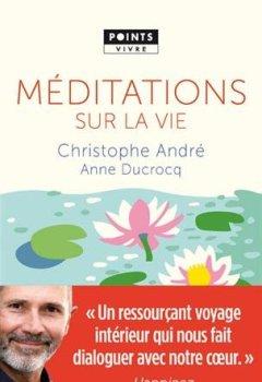 Livres Couvertures de Méditations sur la vie