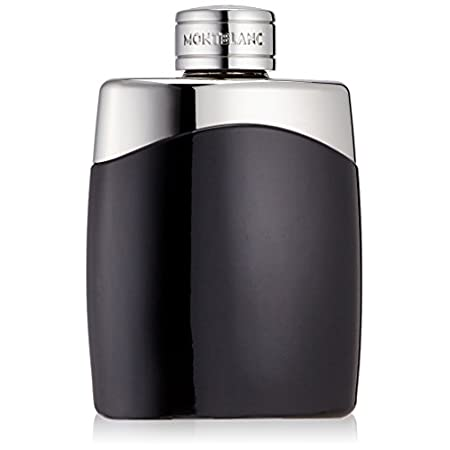 Mont Blanc Legend by Mont Blanc Eau de Toilette Spray 3.3 Fl Oz. Legend man is confident and charismatic; he is effortlessly seductive and lives his feelings. Mont Blanc Legend Eau de Toilette is the incarnation of a resolutely masculine fragrance, b...