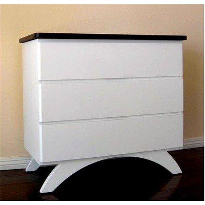 Image of Madison 3-Drawer Kids Dresser (B00406O5PQ)