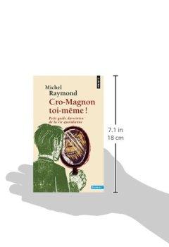 Livres Couvertures de Cro-Magnon toi-même ! : Petit guide darwinien de la vie quotidienne