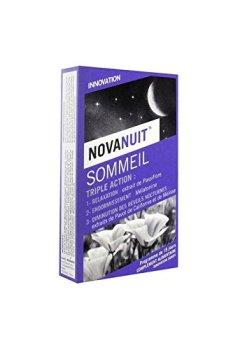 Livres Couvertures de Novanuit Sommeil 30 Gélules