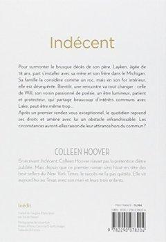 Livres Couvertures de Indécent