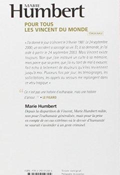 Livres Couvertures de Pour tous les Vincent du monde : Une histoire d'amour