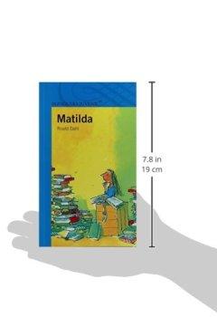 Portada del libro deMatilda (Serie Azul)