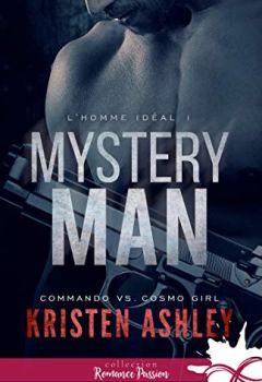 Livres Couvertures de Mystery Man: L'homme idéal, T1