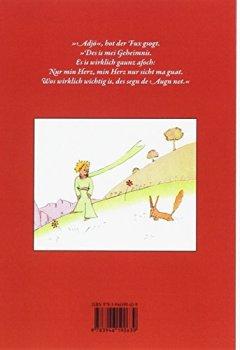 Portada del libro deDer klane Prinz. Mit Büdln vom Verfosser: Ausm Franzesischn ins Wienerische ibersetzt