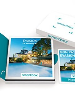 Livres Couvertures de SMARTBOX - Coffret Cadeau - EVASION EN AMOUREUX - 530 séjours : maisons d'hôtes, hôtels de charme, auberges et domaines