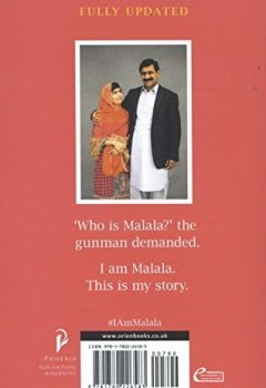 Livres Couvertures de I Am Malala: The Girl Who Stood Up for Education and was Shot by the Taliban