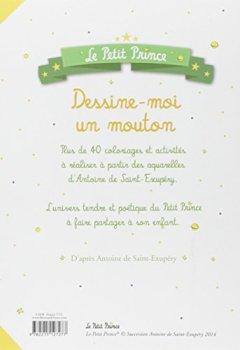 Livres Couvertures de Dessine-moi un mouton : Les coloriages du Petit Prince