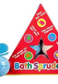 Livres Couvertures de 6 Boules De Bain Colorées Pour Enfants