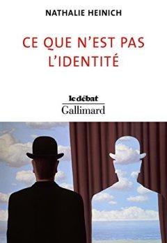 Livres Couvertures de Ce que n'est pas l'identité