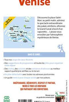 Livres Couvertures de Guide du Routard Venise 2019