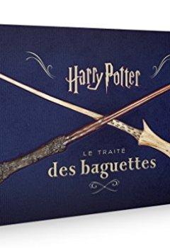Livres Couvertures de Harry Potter, Le Traité des baguettes