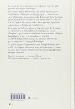 Livres Couvertures de Le guide des égarés