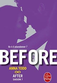 Livres Couvertures de Before (After, Tome 7)