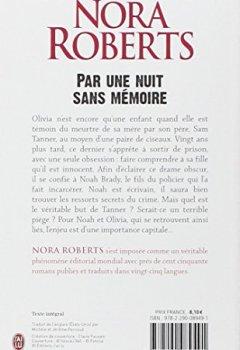 Livres Couvertures de Par une nuit sans mémoire