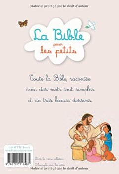 Livres Couvertures de La Bible pour les petits