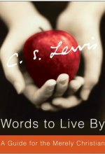 41hJ3ezQVUL Words to Live By C. S. Lewis $3.99