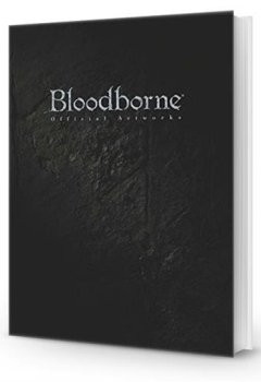 Livres Couvertures de Bloodborne - Artbook officiel