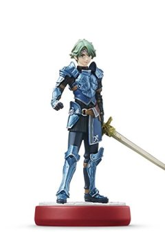 Livres Couvertures de Amiibo 'Collection Fire Emblem ' - Alm