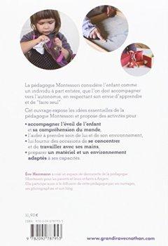 Livres Couvertures de 100 activités d'éveil Montessori