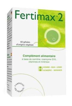 Livres Couvertures de Fertimax 2 - 60 gélules