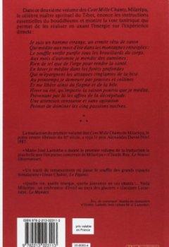Livres Couvertures de Les cent mille chants, tome 2