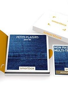 Livres Couvertures de SMARTBOX - Coffret Cadeau - PETITS PLAISIRS POUR LUI - 3050 activités : aventure, dégustation ou séance bien-être pour les hommes