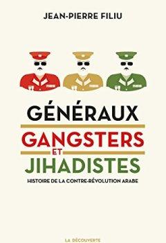 Livres Couvertures de Généraux, gangsters et jihadistes