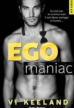 Livres Couvertures de Egomaniac (New Romance)