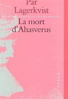 Livres Couvertures de La mort d'Ahasverus