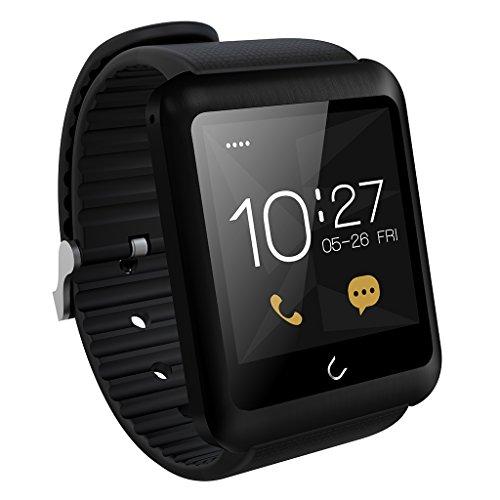 Excelvan U11 - Smartwatch Bluetooth Reloj Inteligente para Smartphone Móviles...