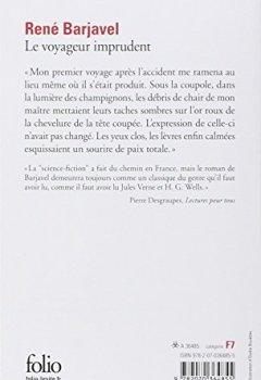 Livres Couvertures de Le Voyageur imprudent