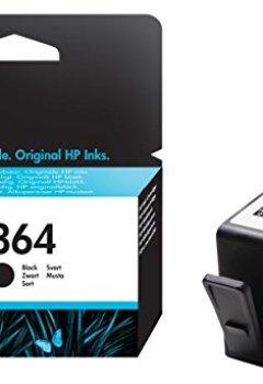 Livres Couvertures de HP 364 Cartouche d'encre d'origine Noir