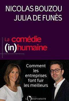 Livres Couvertures de Le Management Ou la Comedie (in) Humaine