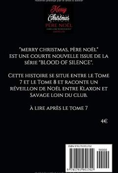 Livres Couvertures de Merry Christmas, Père Noël: Blood Of Silence (Nouvelle)