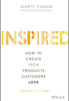 Livres Couvertures de INSPIRED: How to Create Tech Products Customers Love