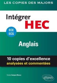 Livres Couvertures de Intégrer HEC – ECE/ECS – Anglais