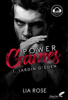 Livres Couvertures de Power games : Jardin d'Eden