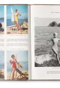 Livres Couvertures de Vogue à la Mer