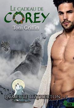 Livres Couvertures de Le cadeau de Corey: La meute d'Atherton, T5