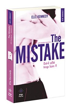 Livres Couvertures de Off-campus Saison 2 The mistake