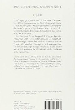 Livres Couvertures de Congo