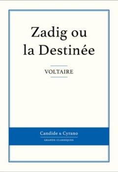Livres Couvertures de Zadig ou la Destinée