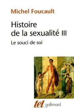 Livres Couvertures de Histoire de la sexualité, tome 3 : Le souci de soi