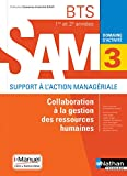 Domaine D'activité 3 - Collaboration à La Gestion Des Ressources Humaines