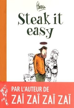 Livres Couvertures de Steak It Easy