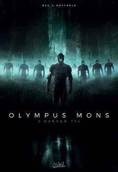 Livres Couvertures de Olympus Mons T03 - Hangar 754